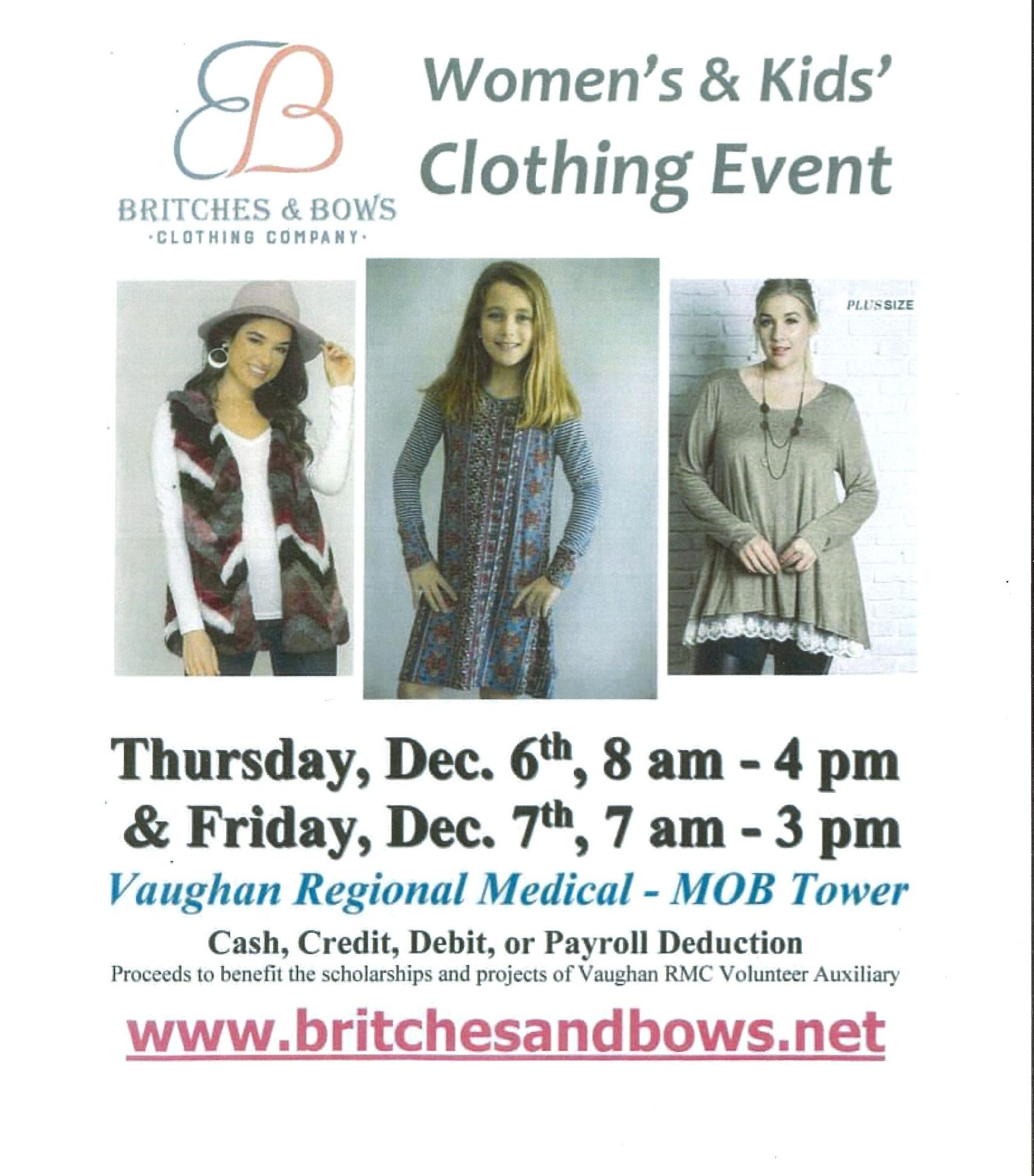 Britches and Bows Event