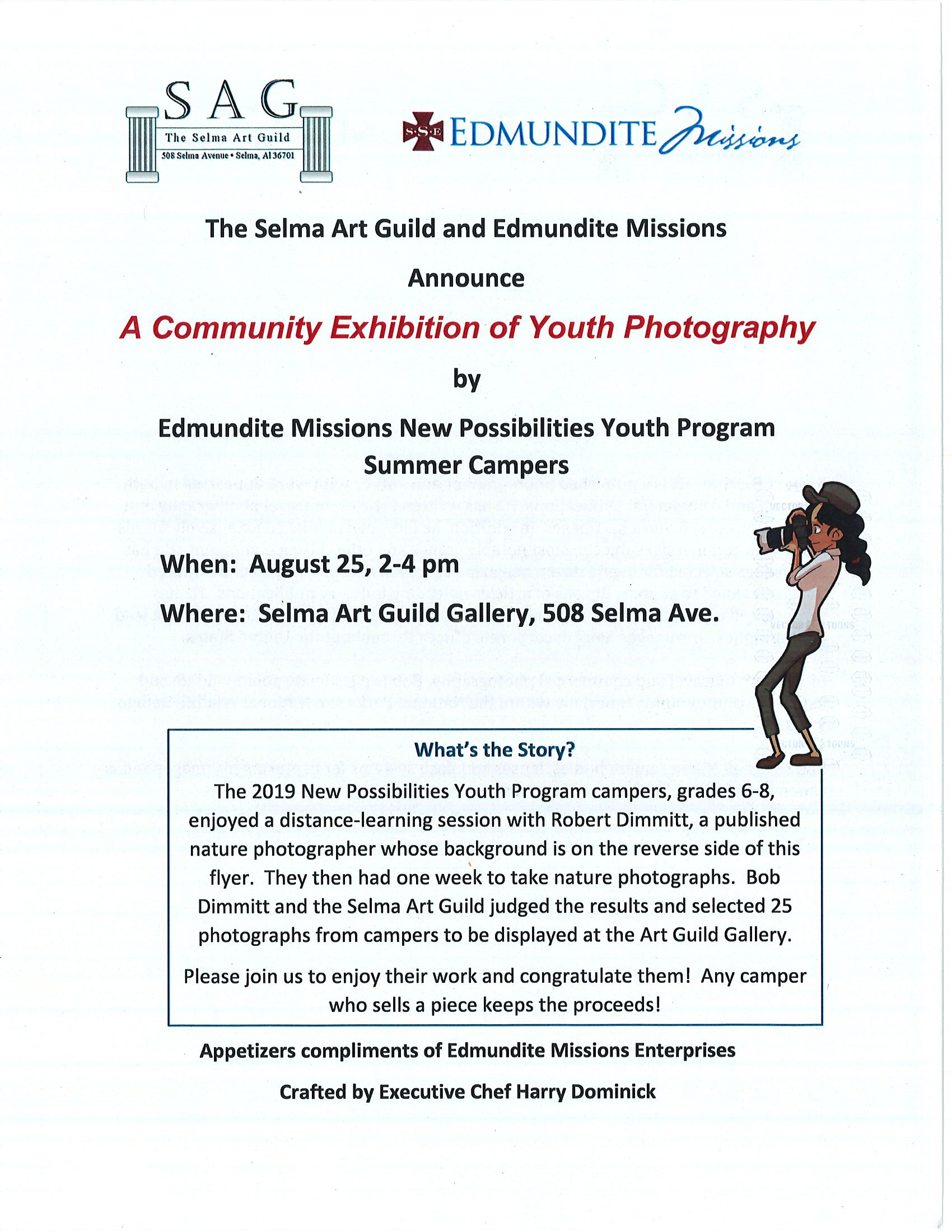 Community Exhibition of Youth Photography Page 1