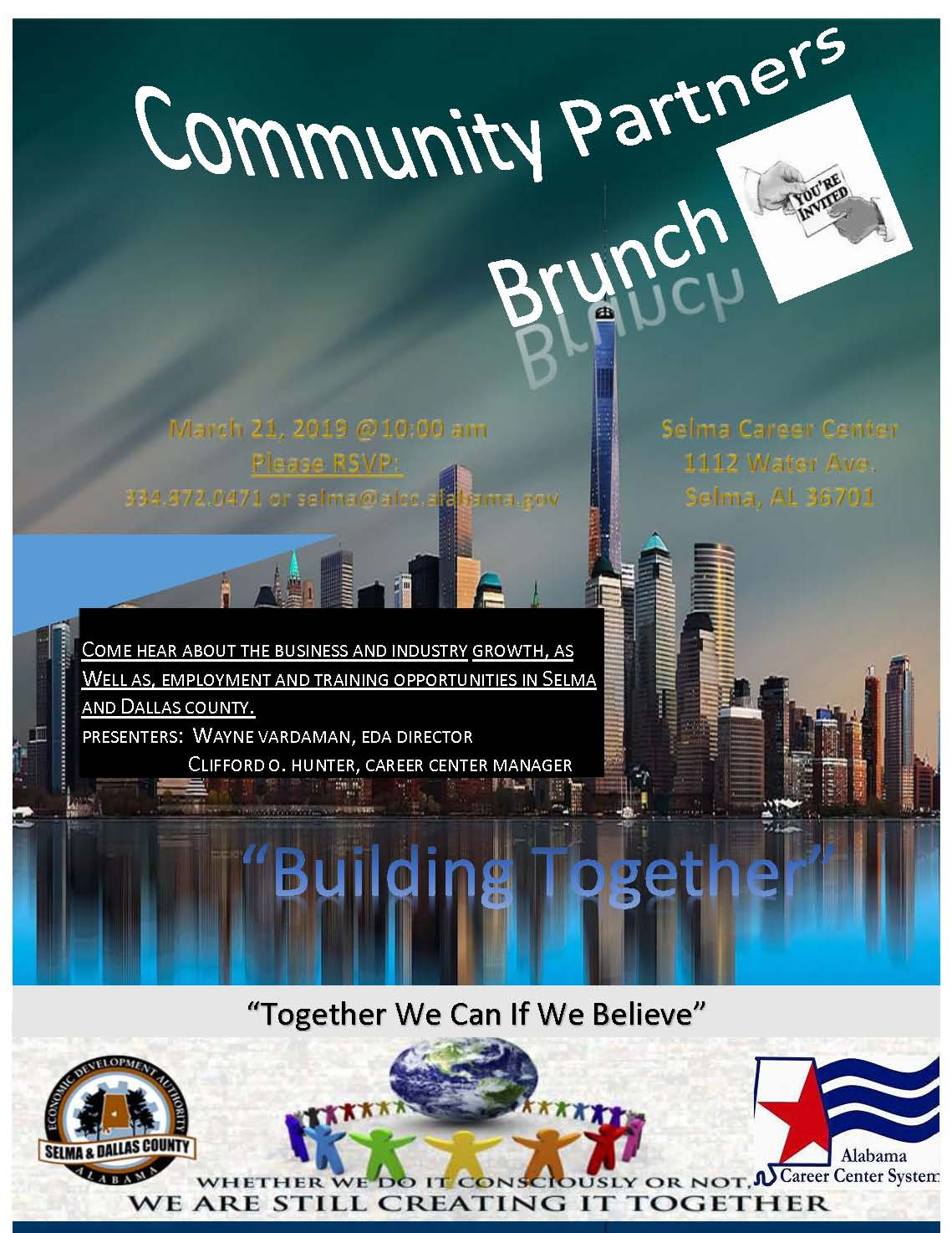 Community Partners Brunch