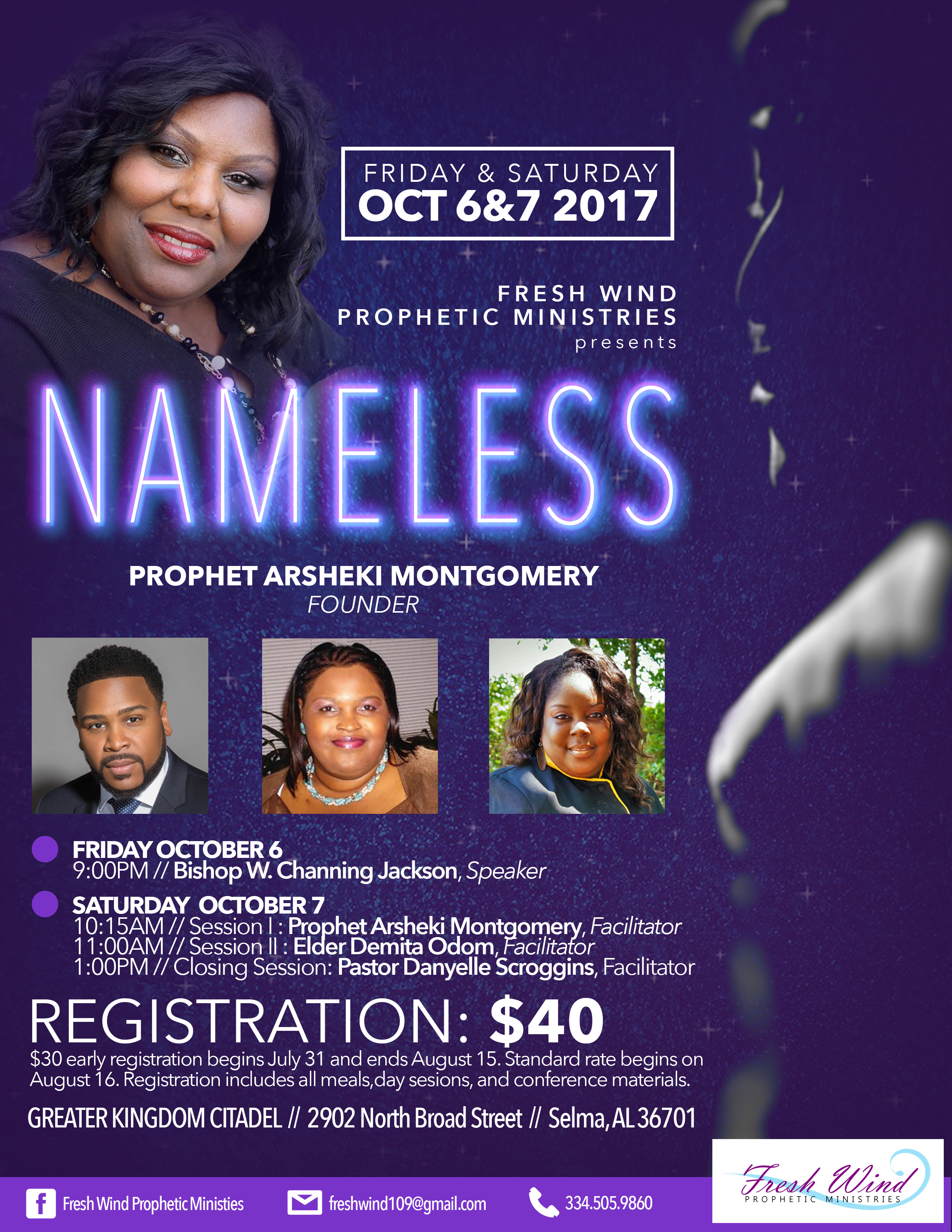 FWPM Nameless Conference Flyer 1