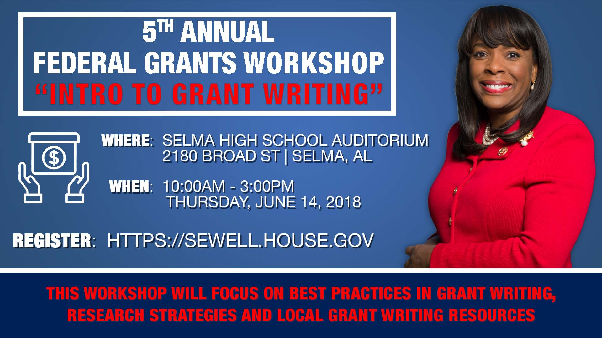 Federal Grants Workshop Grant Writing 101 Selma High School 6.14.1