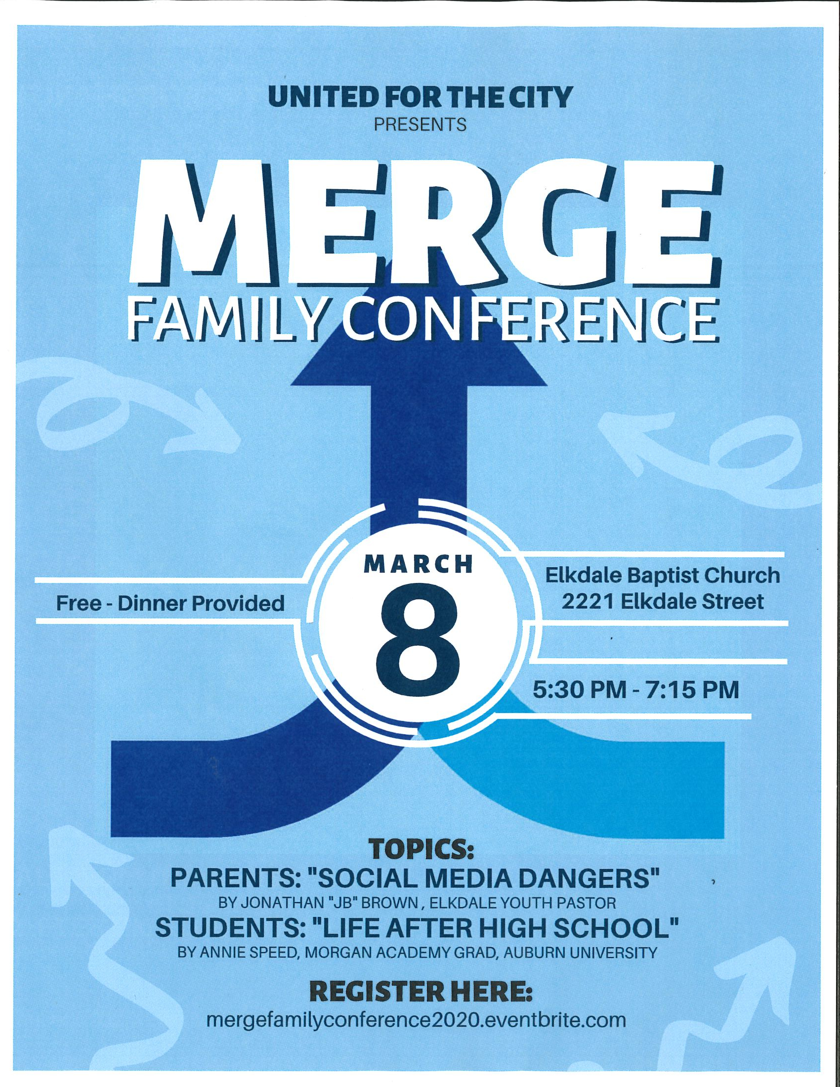 Merge Family Conference