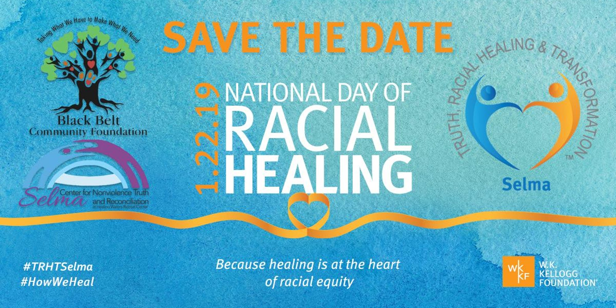 National Day of Racial HEaling Livestream