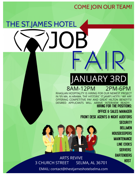 St. James Hotel Job Fair.png