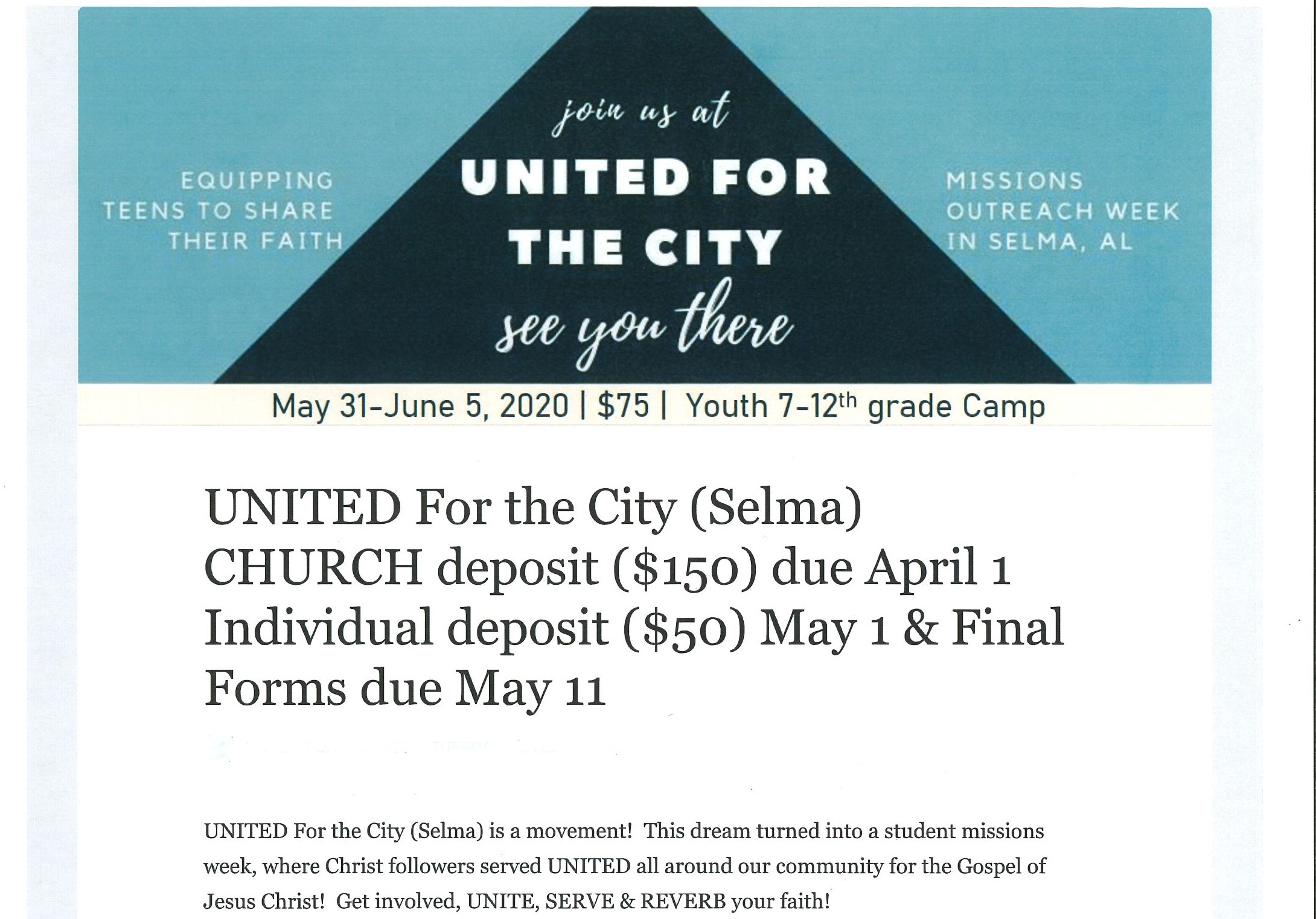 United for the City Youth Camp.jpg