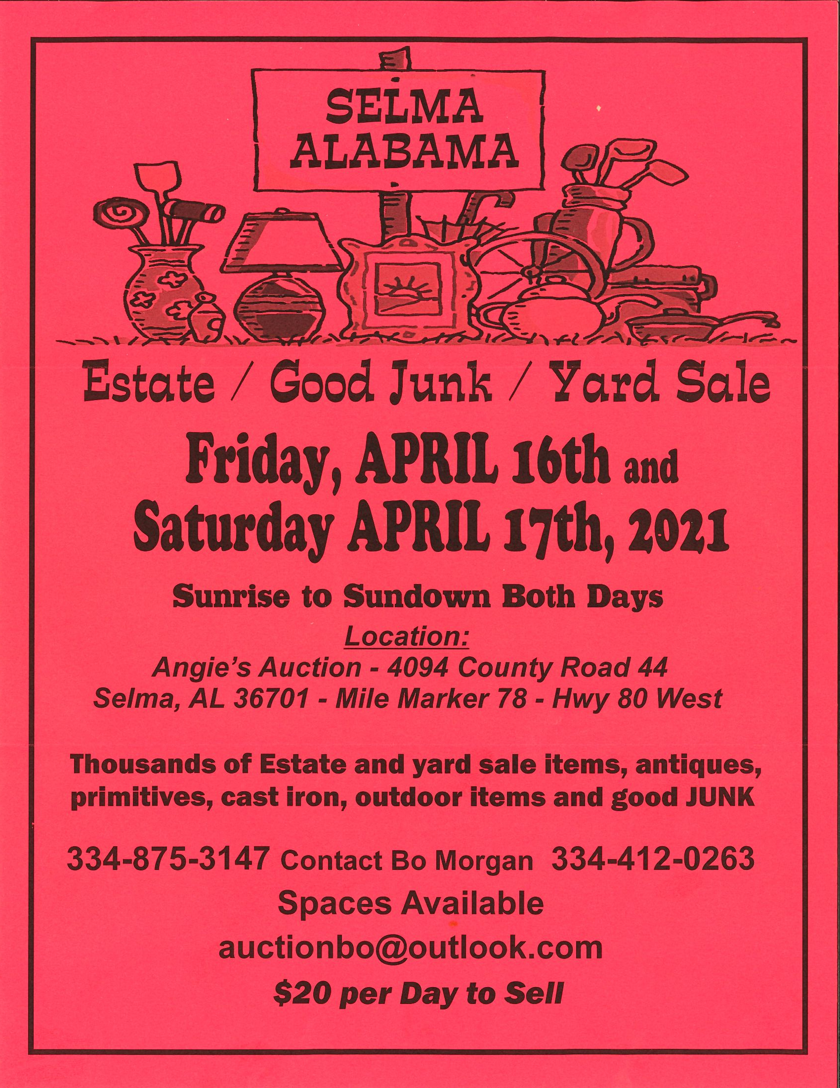 Highway80YardSale2021